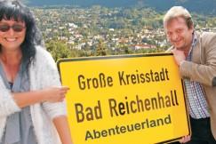 Neuerscheinung:  Abenteuer Bad Reichenhall