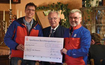5.000 Euro für die Bergwacht