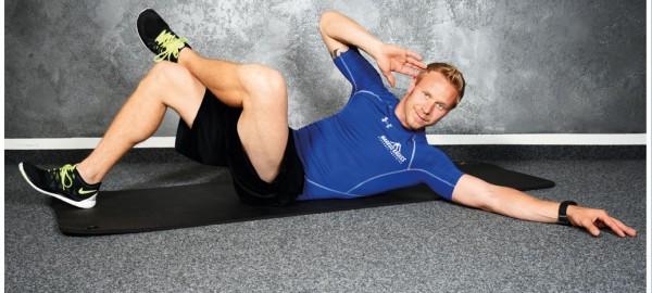 Dieses Training ist der  HIT! Fit und schlank  mit Personal Trainer Markus Kroiss High Intensity Training