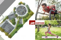 Sportpark goes outdoor