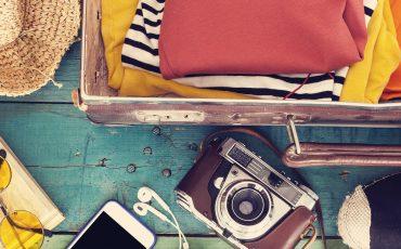 Was kommt in den Koffer? Reiseplanung