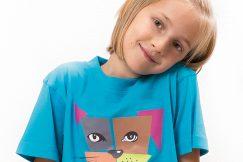 Trendige Shirts für kleine Tierschützer