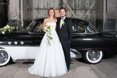 Vom Brautstrauß bis zum  Hochzeitsauto bestens versorgt
