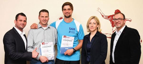 Betriebliche Gesundheitsförderung Best-Practice-Beispiel: Stahlwerk Annahütte