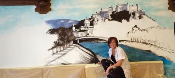 Edith Sulzenbacher Kunstwerke  mit dem gewissen Etwas
