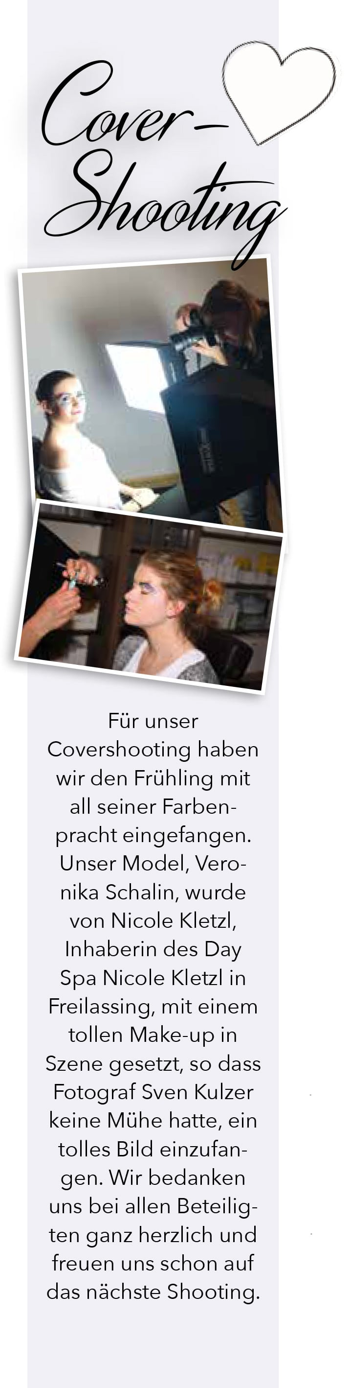 Covershooting Impuls Lifestyle