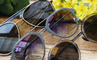 Edles Naturdesign trifft beste Glasqualität