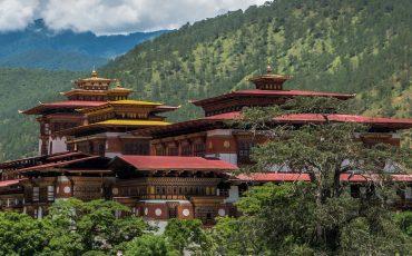 Bhutan  das Reich des Donnerdrachens