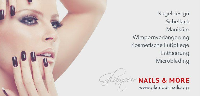 Glamour Nails & More – Tolle Teamarbeit für Ihre Schönheit