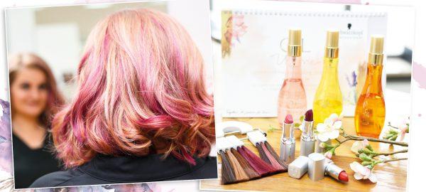 Frisurentrends aus der Haarboutique Yvonne Weber