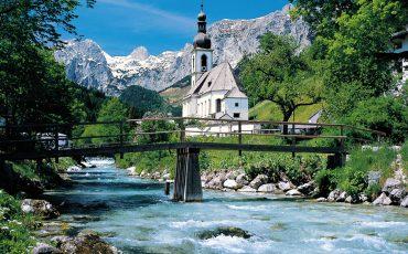 Premiere im Berchtesgadener Land: Ramsau wird Deutschlands erstes Bergsteigerdorf