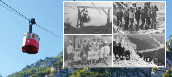 90 Jahre  Predigtstuhlbahn