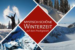 Mystisch-schöne Winterzeit