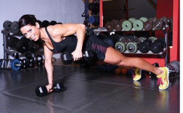 Strandfigur-Training