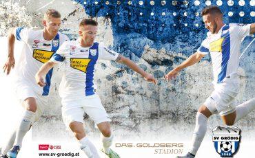 Kostenloser Fußballgenuss – Der SV Grödig lädt ein