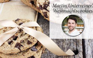 Martin Unterreiner's Weihnachtscookies:
