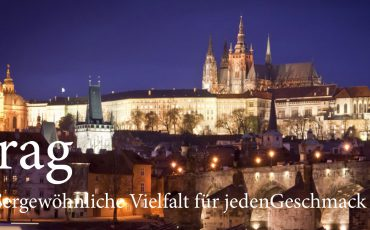 Prag, Außergewöhnliche  Vielfalt  für jeden Geschmack