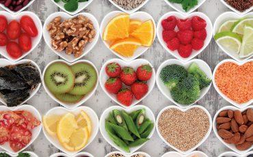Superfoods Essen Sie sich gesund
